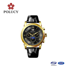 New Design Stainless Steel Case China Movement Automatic Watch