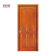 Villa High End Entrance Wood Design Door Wood Panel Partition Door