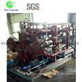 Compressor de gás natural de alta pressão para a Estação Mãe CNG