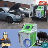 diesel gasoline carbon engine clean hho cleaning equipment for car