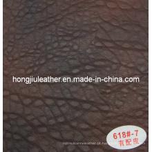 Couro Grosso Sipi para Móveis / Sofá / Cadeira (Hongjiu-6018 #)