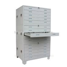 Luoyang wholesale map storage steel plan file cabinet