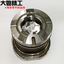 Componentes para inserções de molde de engrenagem helicoidal e sem-fim