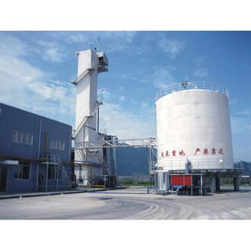 Medium and Small Size Liquid Air Separation Plants