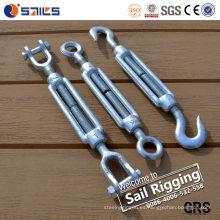 Rigging Hardware DIN1480 Tensor de cable de acero
