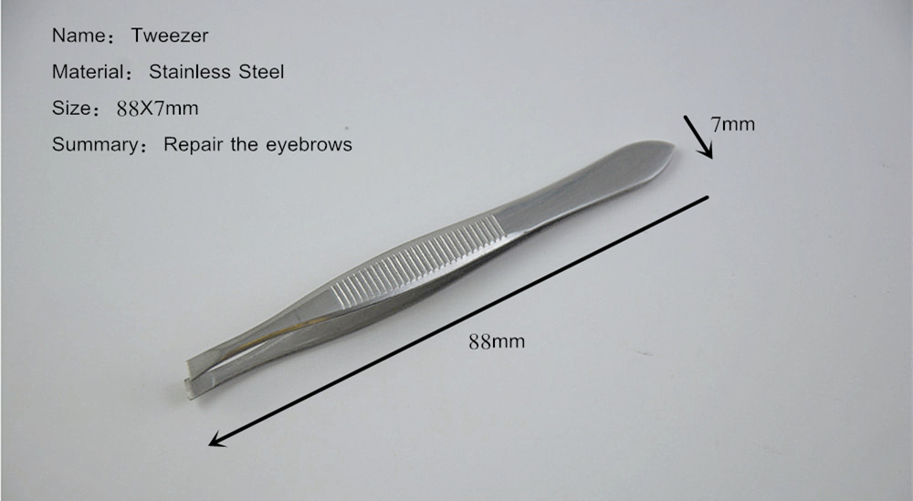 Types Of Tweezers
