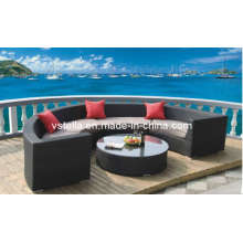 Rattan Garden Outdoor Patio Wicker Sofa