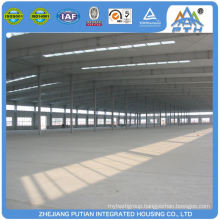 Cheap movable EPS sandwich panel prefabricated poultry house