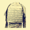 Nij Iiia UHMWPE Bulletproof Vest for Strategy Protection