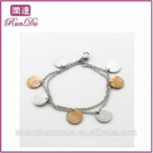 China Großhandel 2014 Münze Frauen Armbänder