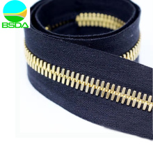 Corn Teeth Heavy Duty Brass Zipper Metal Оптовая торговля