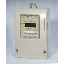 Drei-Phasen-Drei-Drähte IC-Karte Vorauszahlung Electric Energy Meter
