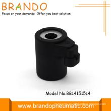 Solenoide de válvula negro para el sistema de combustible