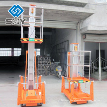 One Person Hydraulic Motorcycle Lift Table