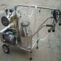 Bewegliche Melkmaschine für Kuhmelken