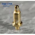 Латунный контакт Pogo с диаметром 0,9 для DIP