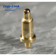 Brass Pogo Pin with Diameter 0.9 for DIP