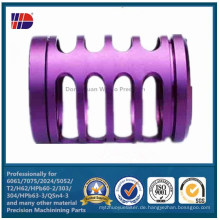 Präzisions-anodisiertes CNC-Maschinenteil (WKC-349)