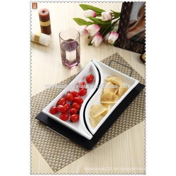 Porzellan Großhandel Keramik Porzellan Platten Geschirr gesetzt