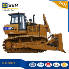 Caterpillar Effiency Tinggi SEM822 LGP Wetland Bulldozer