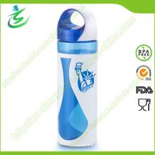 550ml New Arrival Tritan Plastic Water Bottle, BPA-Free