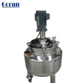 Stainless Steel Juice Mixing Tank With Jacket