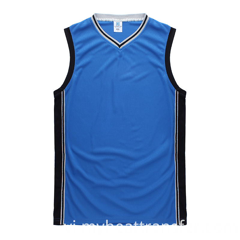 Basketball practice jerseys