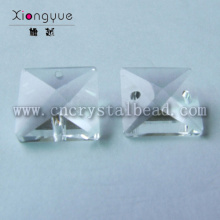 DF82 square crystal Square Bead