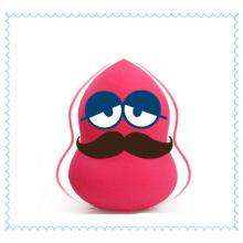 Esponja Facial cosmética del aplicador de esponja, esponja de cosméticos de diseño nuevo, conforman la Fundación Puff