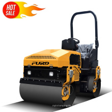 Compacteur FYL-1200 de rouleau de route des machines de construction de routes chinoises 3ton
