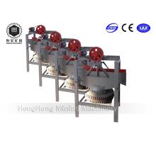 Высокая производительность мембранный джиг/Отсадочная машина для золота меди с CE
