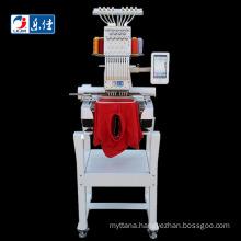 single head Tubular embroidery machine