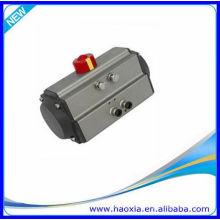 AT-88 material de cuerpo de aleación actuador de válvula de bola neumática de acción simple