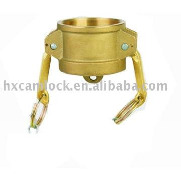 Brass camlock coupling (type DC)