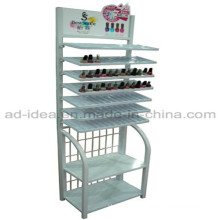 Metal Display Stand/Display for Cosmetic/Exhibition for Goods Promotion (AD-120827E)