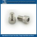 Ss304 Hex Socket Cap Screws