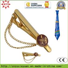 Зажим для галстука высокого качества для подарков мужчин
