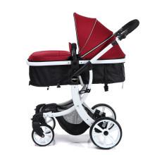 2019 новая детская коляска, легкая детская коляска, складная коляска, роскошная детская коляска, 3 в 1, коляска