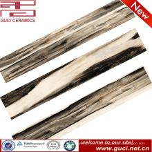 nuevo pruduct 150X900 azulejo de madera rústica de la mirada de madera para el diseño del dormitorio