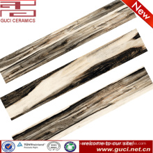 new pruduct 150X900 rustic ceramic wooden look tile for bedroom design