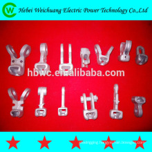 link fitting-socket clevis eye