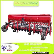 Plantadora de 24 filas de trigo para Yto Tractor