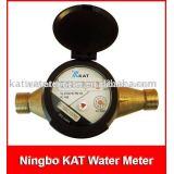 Volumetric Rotary Piston Water Meter Class C R=160 LXH-15E