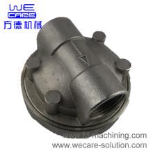 Pièces d'usinage CNC en laiton et aciers