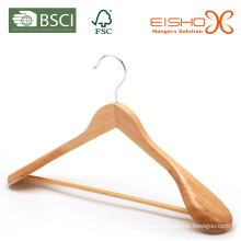 Wooden Sweater Kleiderbügel mit breiter Schulter (MC039)