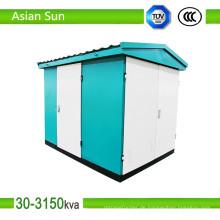 400kVA europäischen Stil Box Umspannstation für Stromversorgung