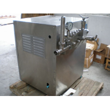 High Efficiency Hochdruck Milch Saft Homogenisator