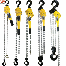 labor saving manual small vital lever hoist 2T from Alibaba golden supplier