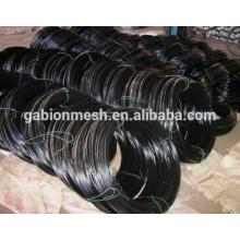 Refuerzo de acero suave recocido negro alambre de unión con buena calidad y mejor precio