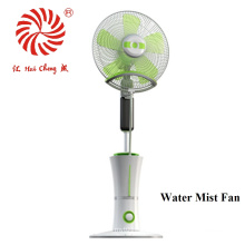 16 Inch Mist Stand Fan with Long Lasting Copper Motor